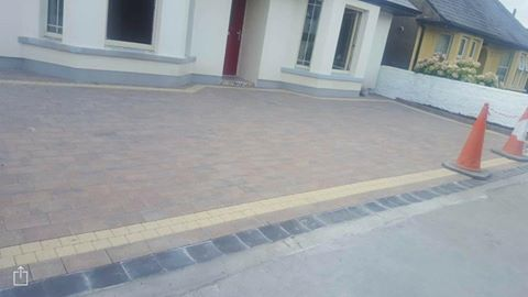 completed paving - Prestige Tarmacadam