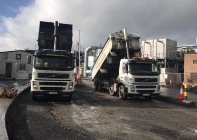 Preparation for Tarmac - Limerick