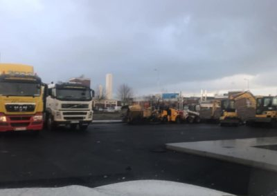 Commercial Tarmac - Factory Limerick