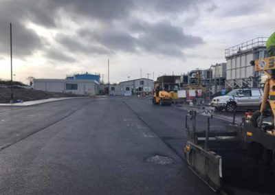 commercial factory tarmac limerick stryker 5
