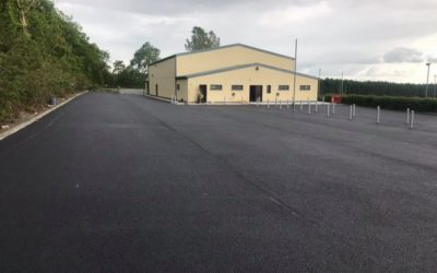 Recent Car Park in Moyvane